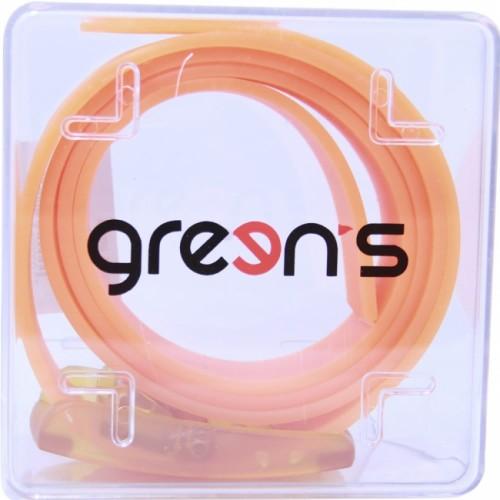 GREEN'S - CEINTURE - ORANGE