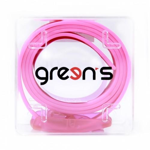 GREEN'S - CEINTURE - ROSE