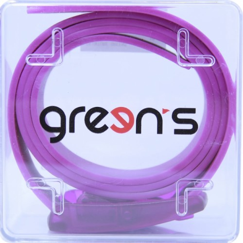 GREEN'S - CEINTURE - VIOLET
