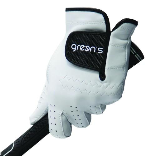 GREEN'S - GANT CUIR