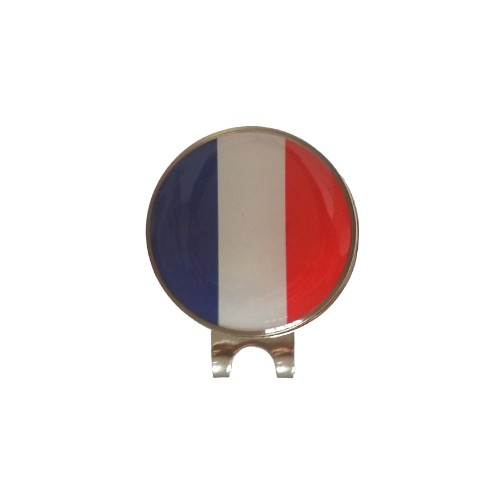 BALL/M GOLF CAP CLIP FRANCE