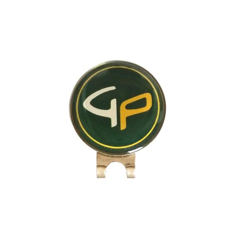 BALL/M GOLF CAP CLIP GP