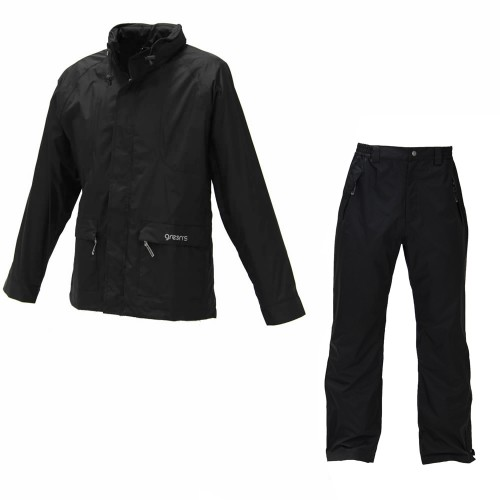 HYDRO WATERPROOFS - BLACK