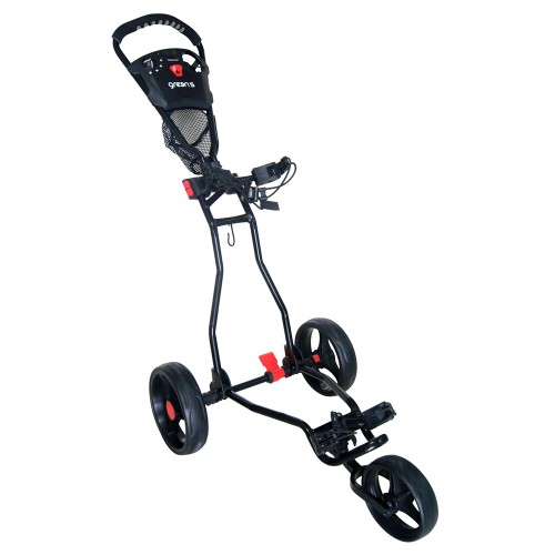 3 WHEEL COMP TROLLEY
