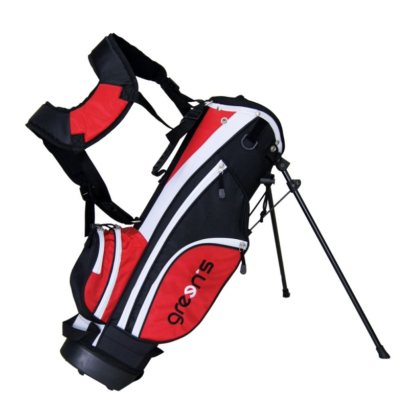 JUNIOR STAND BAG WHITE
