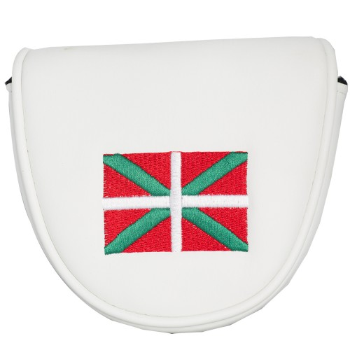 BASQUE MALLET PUTTER HEAD COVER