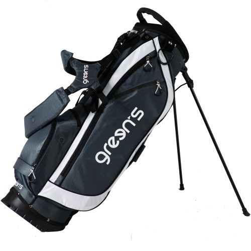 TOUR X STAND BAG GREY/WHITE