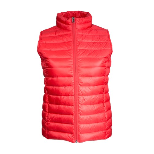 GREEN'S - GILET TINA III SANS MANCHES - ROUGE