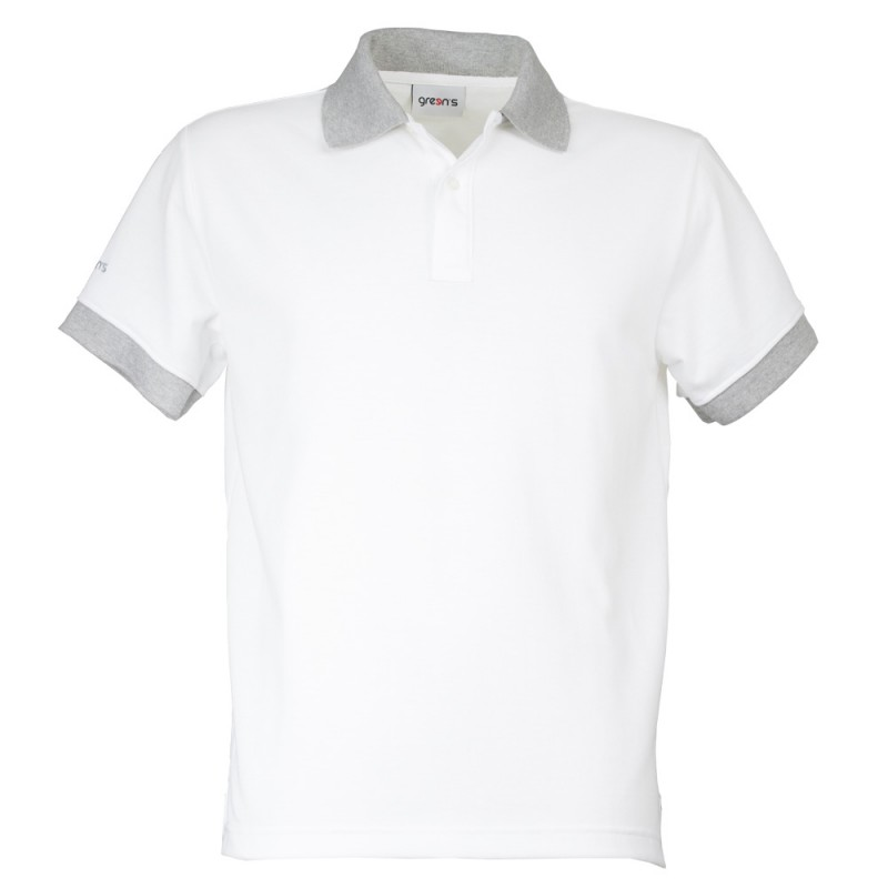 BOGEY POLO WHITE