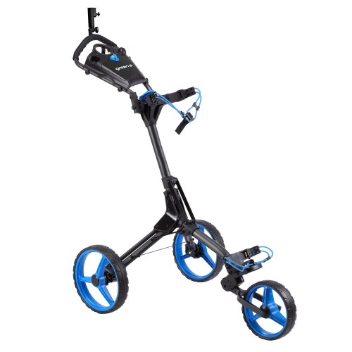 CUBIC 3 WHEEL TROLLEYS