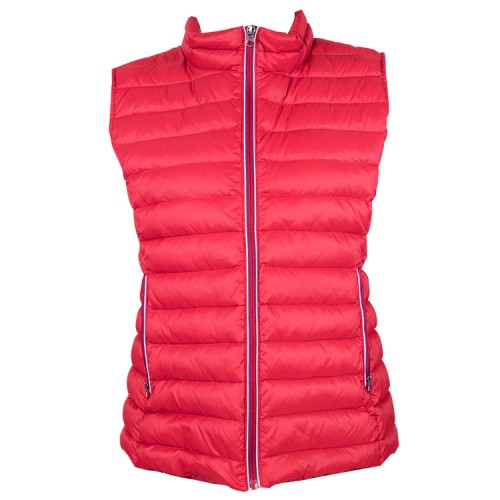 GREEN'S - GILET VICTOIRE SANS MANCHES - RED