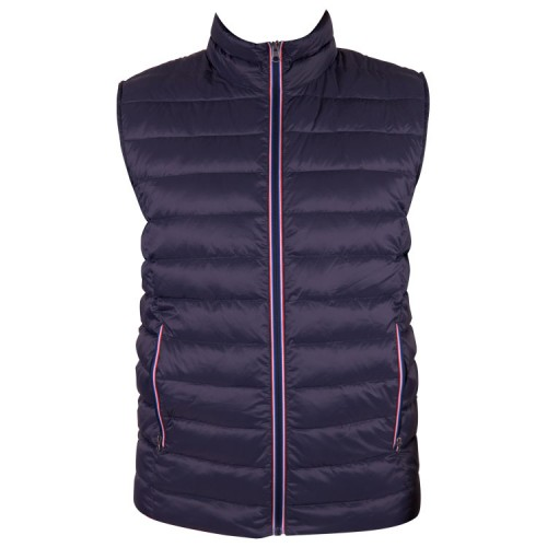 GREEN'S - GILET VICTOIRE SANS MANCHES - NAVY BLUE