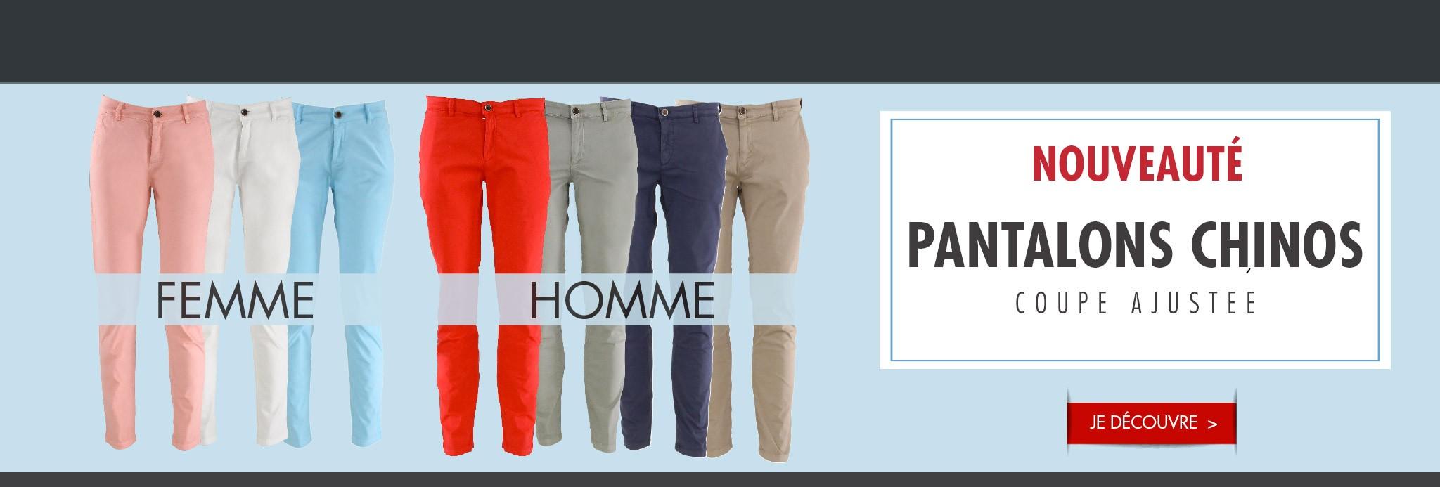 Découvrez les nouveaux pantalons Chinos Green's, légers et colorés pour la saison de golf !